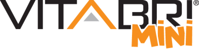 logo de la gamme Stand pliant Vitabri Mini
