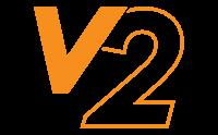 logo de la gamme de tentes pliantes V2