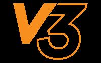 logo de la gamme de tentes pliantes V3